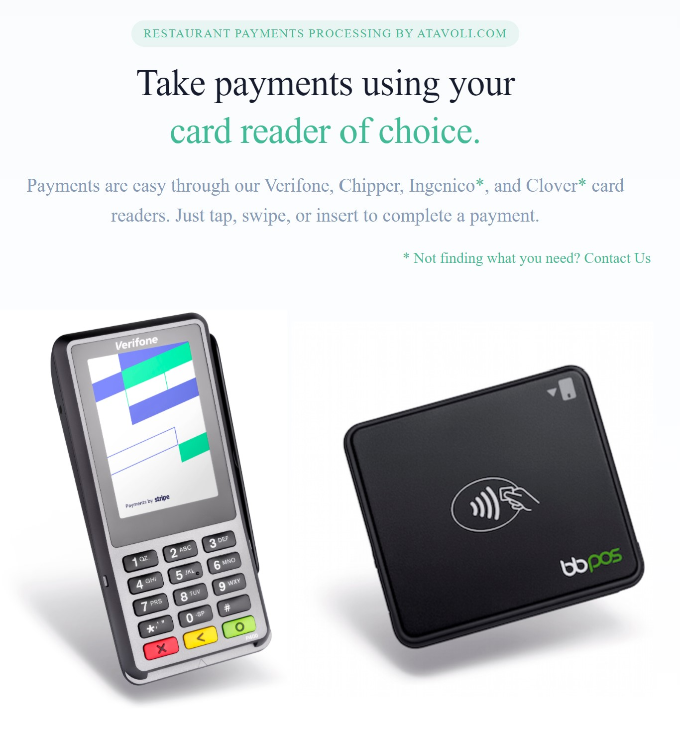 Restaurant Payments Processing | Restaurant Point of Sale | Restaurant POS | Restaurant POS System